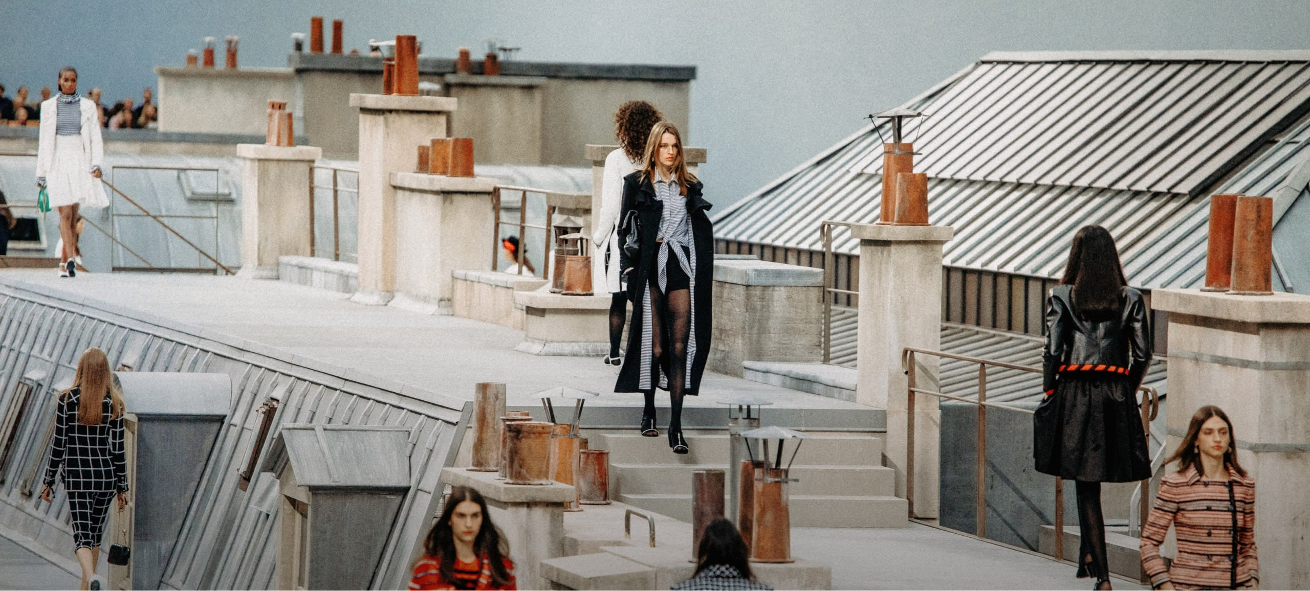 Runway Report: CHANEL Ready-to-Wear Spring-Summer 2020