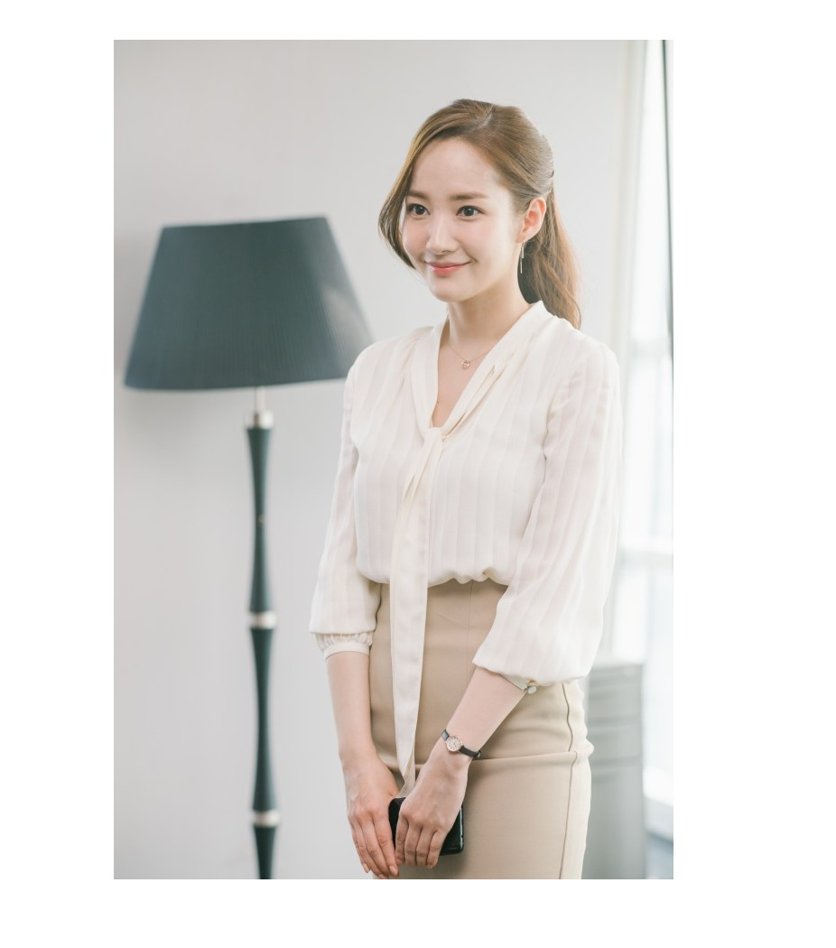 Get The Look Makeup Park Min Young di Whats Wrong with Secretary Kim