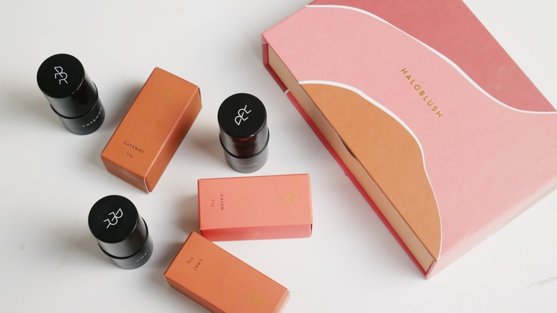 Review: Rollover Reaction Haloblush, Blush Stick dengan Finish Matte Pertama Di Indonesia