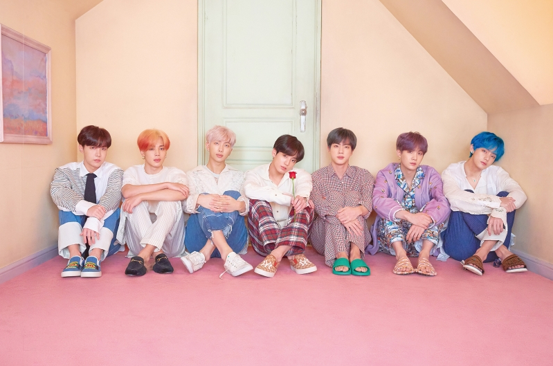 bts meets the beatles and the monkees in billboard chart history with map of the soul persona 122746
